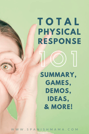 tpr and total physical response tips