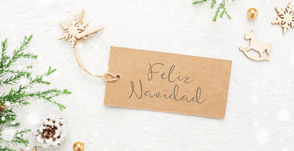 Spanish gift tags