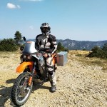 Riding your motorbike in Spain