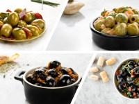 В какие моменты лучше есть оливки и маслины?
