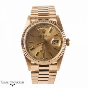 Selling your Rolex watch