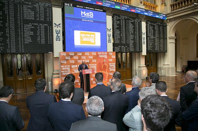 QPQ lists on Spain's Alternative Stock Exchange (MAB).