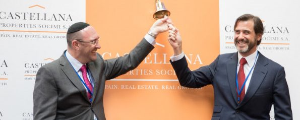Castellana Properties Socimi grows 5.8% on debut.