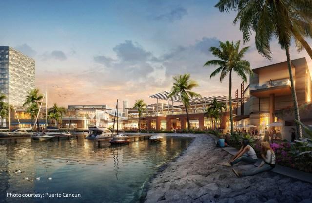 Thor Urbana buys Cancun's Marina Town Center Mall