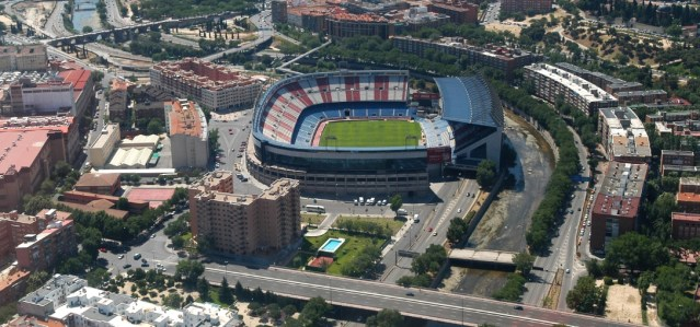 Atlético Madrid make over €170 million from sale of Vicente Calderon land