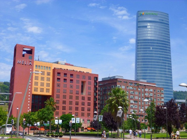 Spanish REIT Millenium Hotels buys the Melía hotel in Bilbao