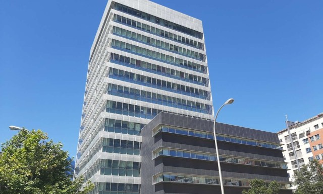 C&W advises UBS in sale of Madrid office building to Grosvenor