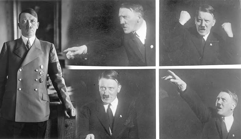 Cómo alguien tan poco agraciado como Hitler quiso implementar una 'raza superior'