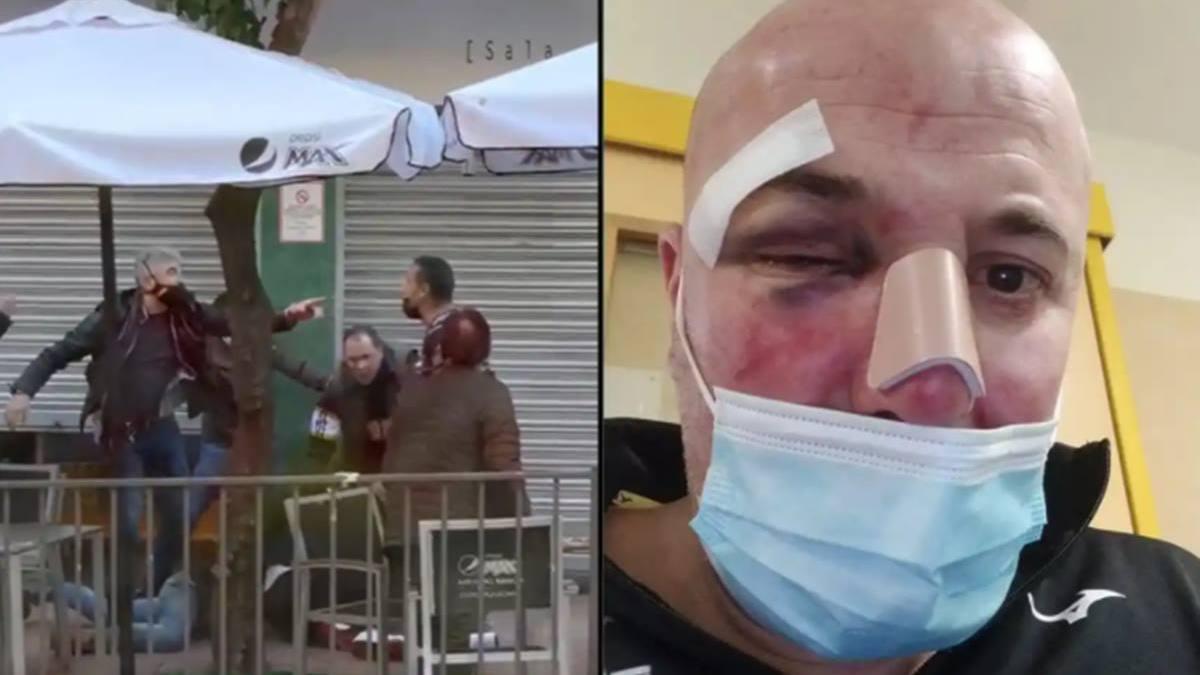 El juez imputa a la víctima de los policías de Linares por atentado contra la autoridad