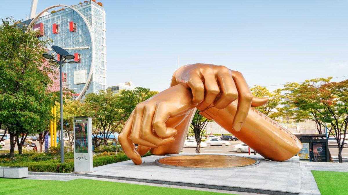 'Gangnam Style', 'k-pop' y Samsung: los pilares de Corea del Sur