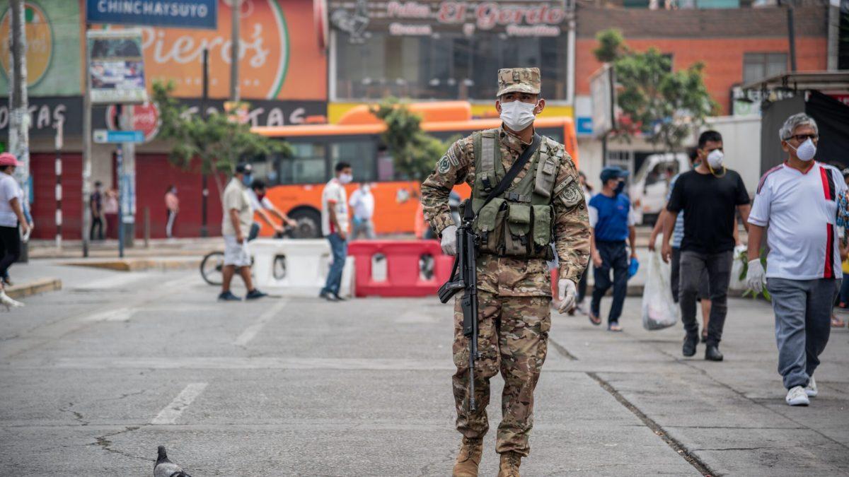 La militarización en América Latina en tiempos de Covid-19