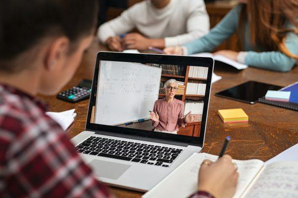 por que lo llamamos e learning cuando queremos decir videoconferencias scaled