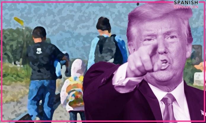 Se desvela que Trump encierra a niños migrantes en hoteles para luego deportarlos