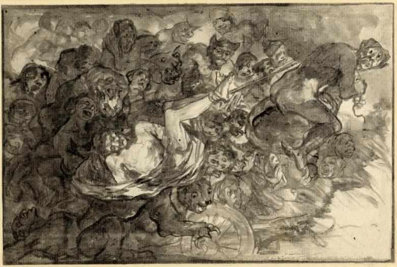 ¿Qué mató a Goya?