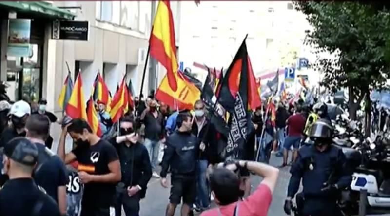Manifestación Chueca