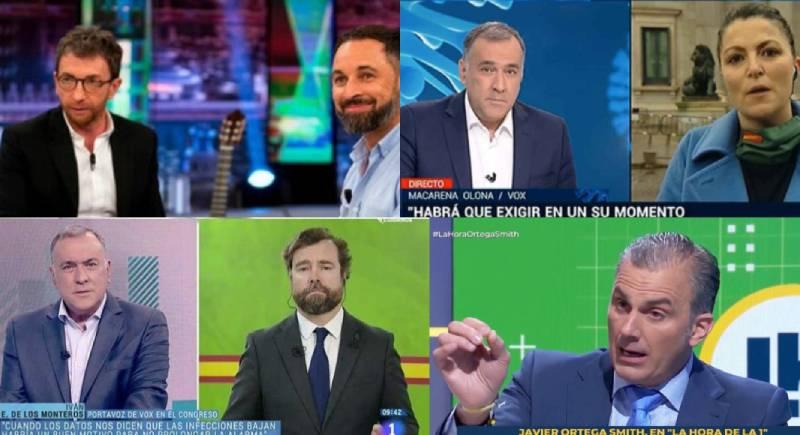 Vox medios
