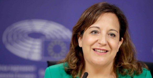 presidenta PSOE europa