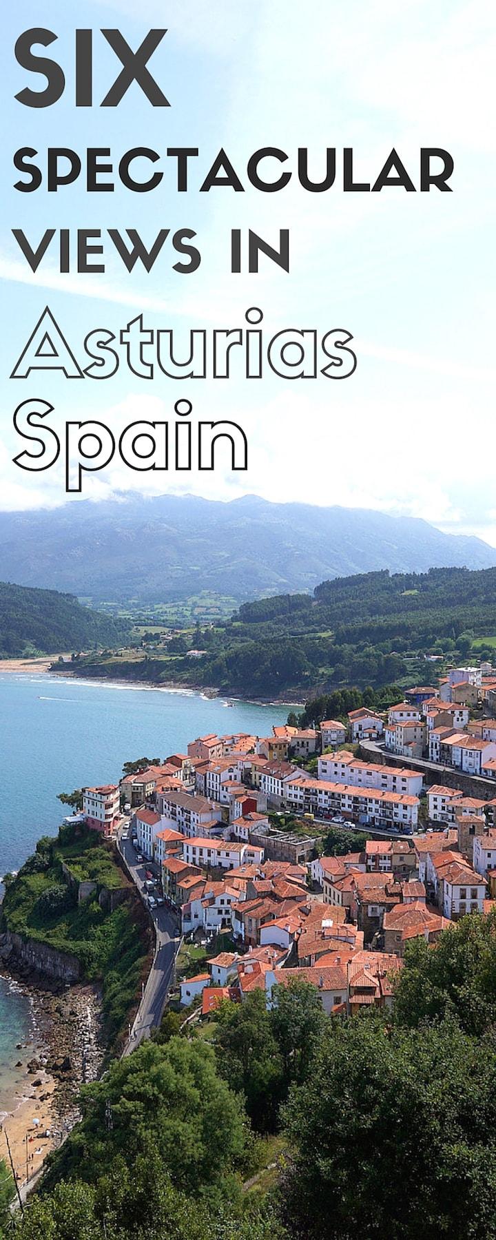 6 Spectacular Views In Asturias Spanish Sabores Simple