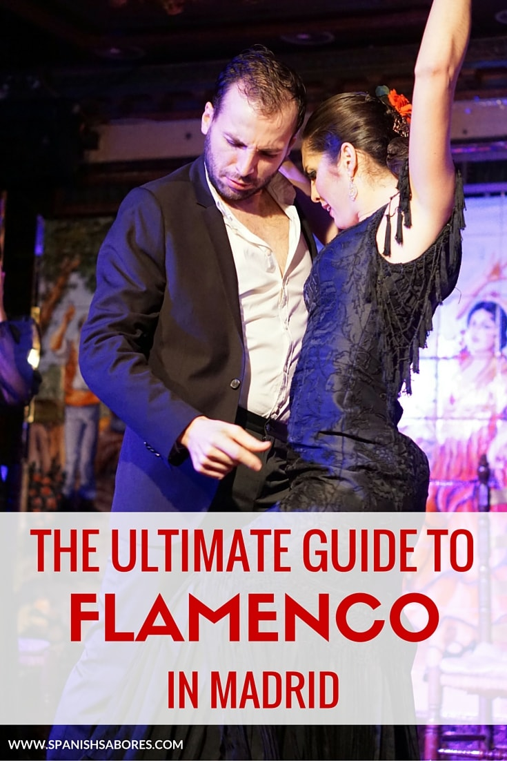 The Best Flamenco In Madrid The Ultimate Guide