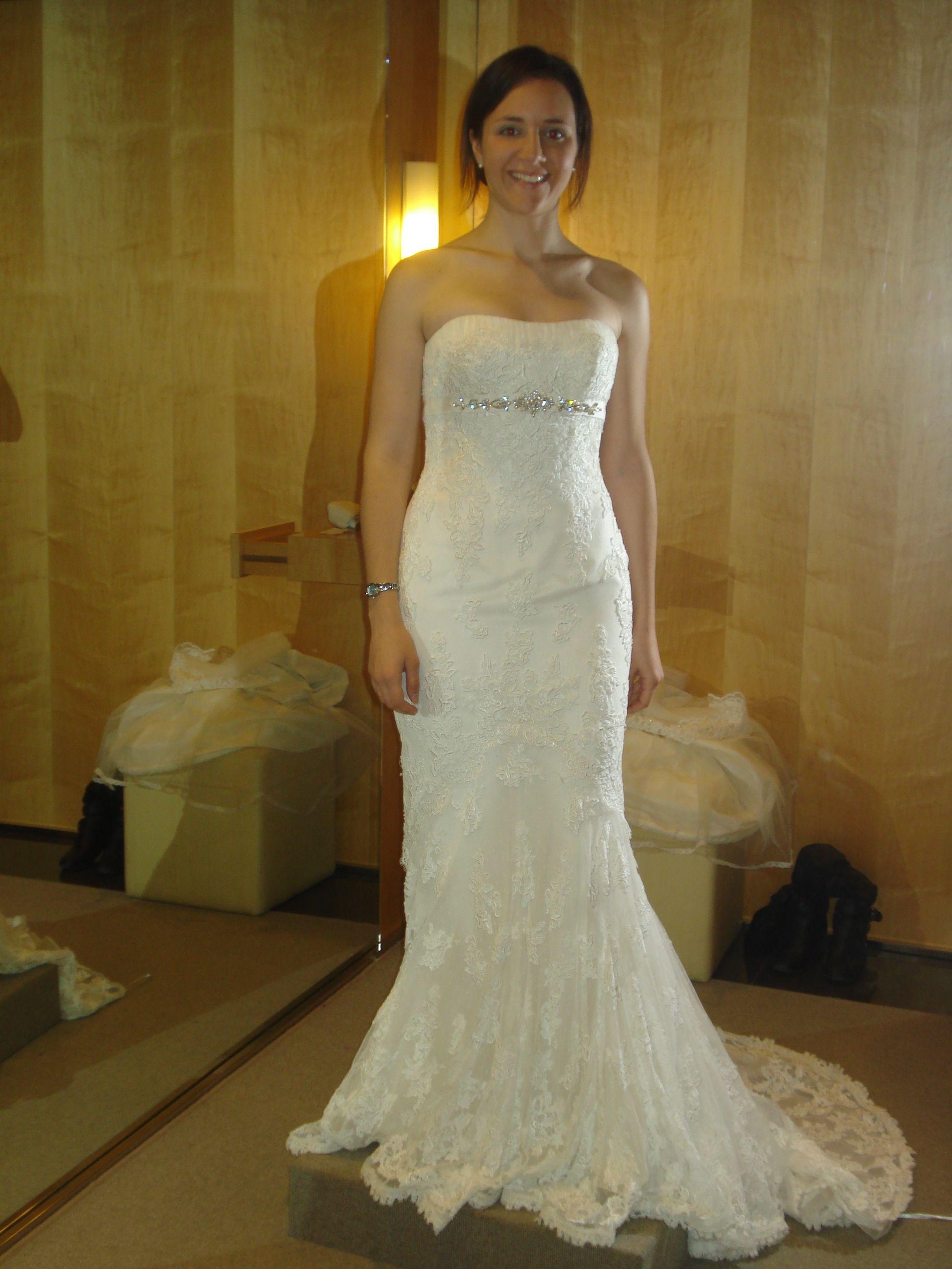 Spanish wedding dress  spanishsabores