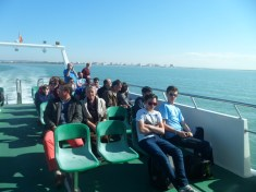 Ferry to Cadiz