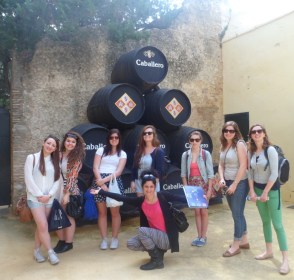 Spanish in Spain School Tour