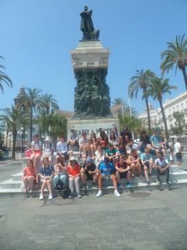 Un día en Cadiz