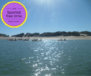 GCSE in context: kayaking in Spain