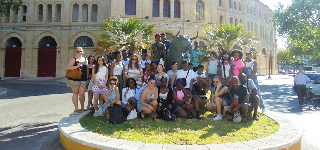 Conisborough - School Trip to Spain - June 17