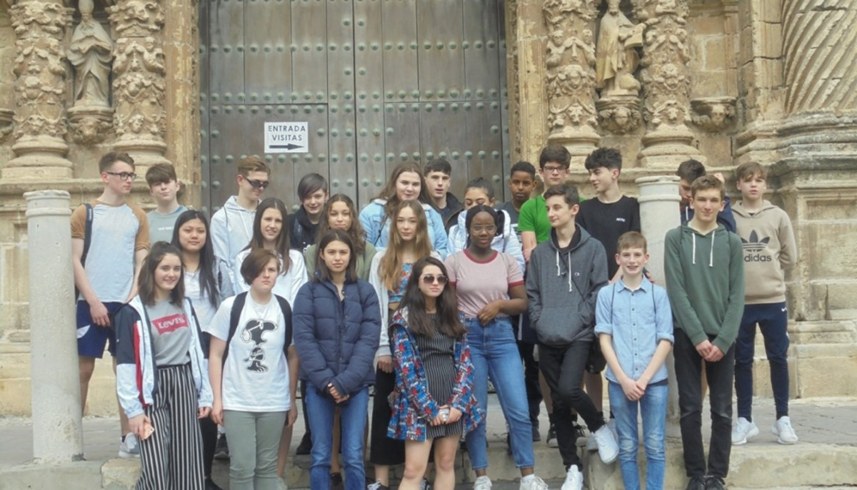 Wheatley Park School trip to Spain