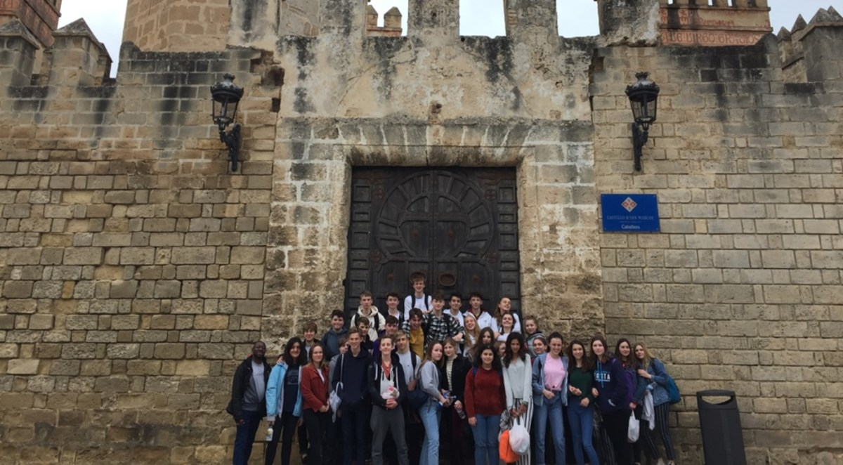 Emanuel School trip to Spain -2018