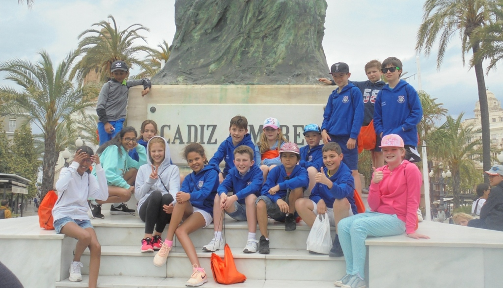 Danesfield Manor School trip to Spain-2018