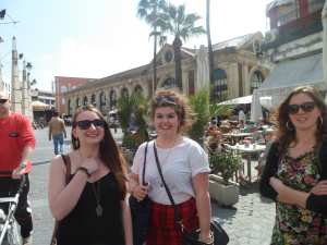 Jerez shopping