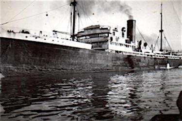 Skibet M/S Gatun