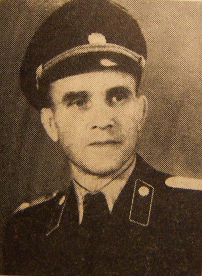 Adolf Lemke um 1952 in der DDR