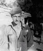 Bill Bailey – an American volunteer in the Spanish Civil War. Spain, 1937