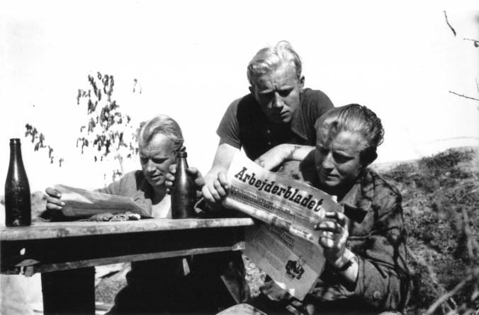 Cuatro daneses en la Guerra Civil española: Los hermanos Harald, Kai y Aage Nielsen en Albacete febrero 1937