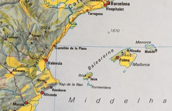Alfred Runge Erichsen – eine dramatische Reise von Valencia nach Barcelona
