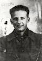 International Brigade combatant, Axel Sigurd Holder Andersen, in Spanien, 1937