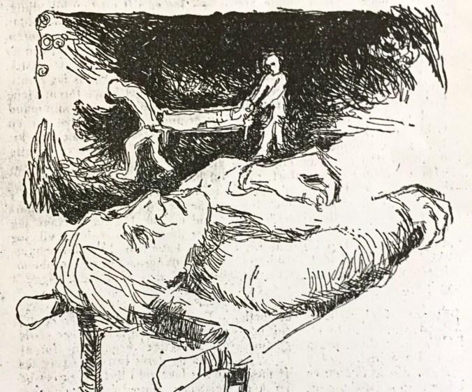 Illustration af Bodil Skytte, 1946