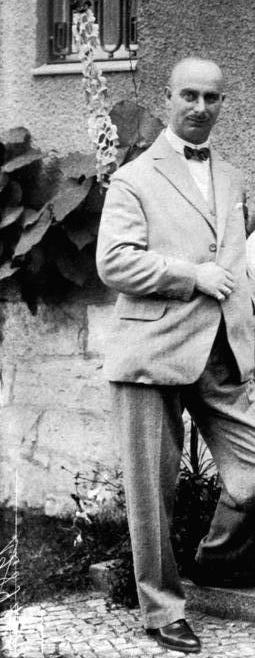 Anti-communist informant Julius Barmat, March 1928