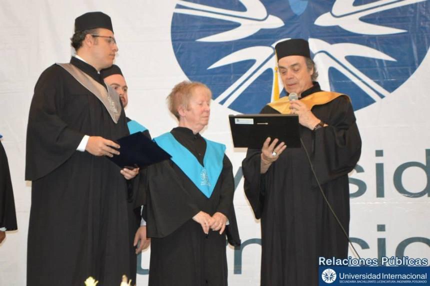 CIUDADANO DEL MUNDO 2014: CHERYL BERMAN