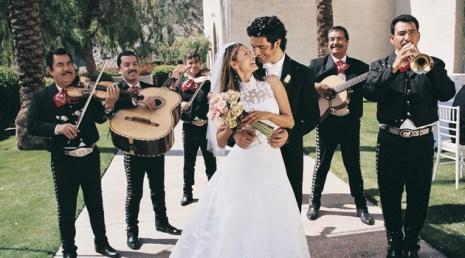 "Mariachi ""marriage"""