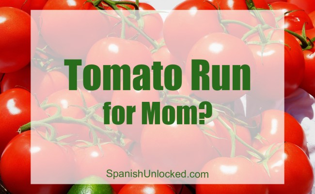 Tomato Run For Mom Spanish Unlocked