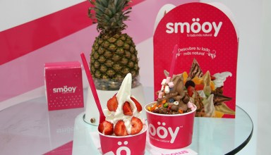 Smooy frozen yoghurt