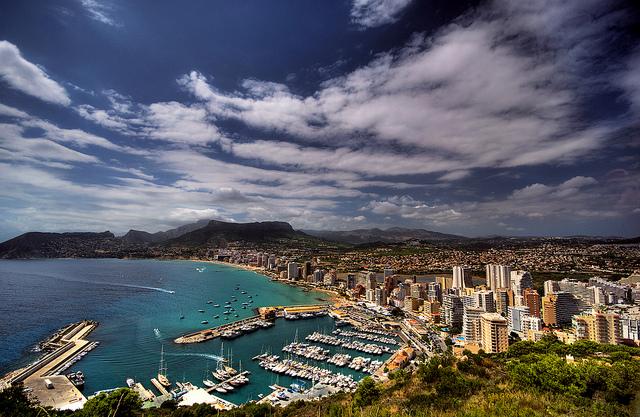 Costa Blanca leukste steden