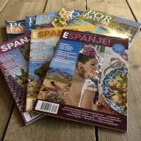 Mijn top 8 Spanje- en reistijdschriften