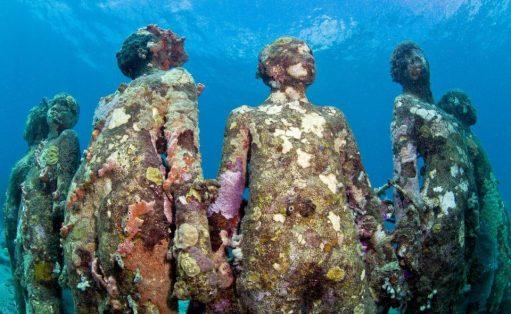 Onder water naar een museum-1
