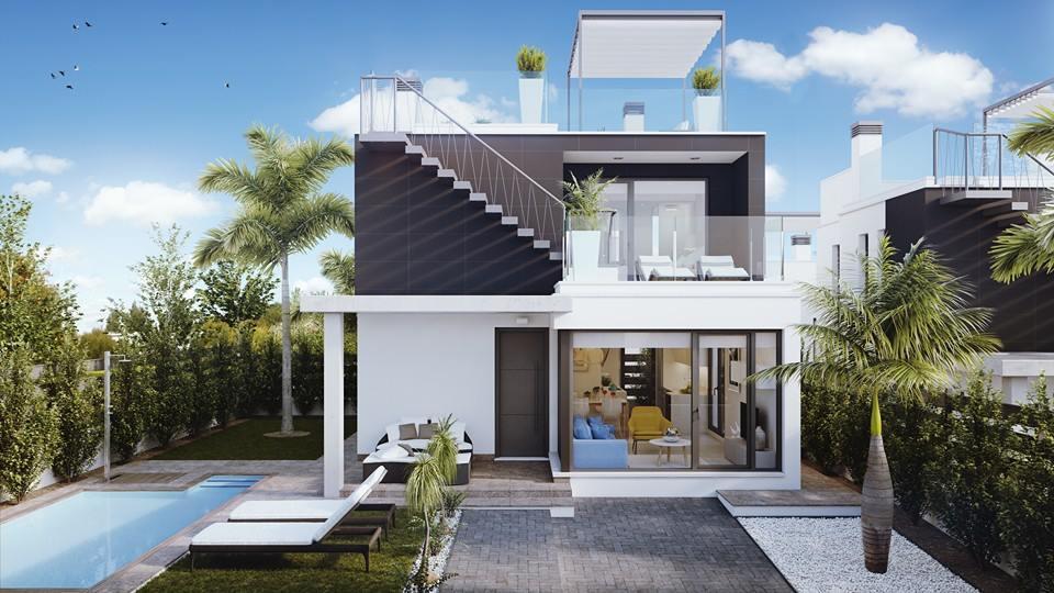 Moderne Huizen Te Koop Orihuela Costa Spanje  Spanje Specials