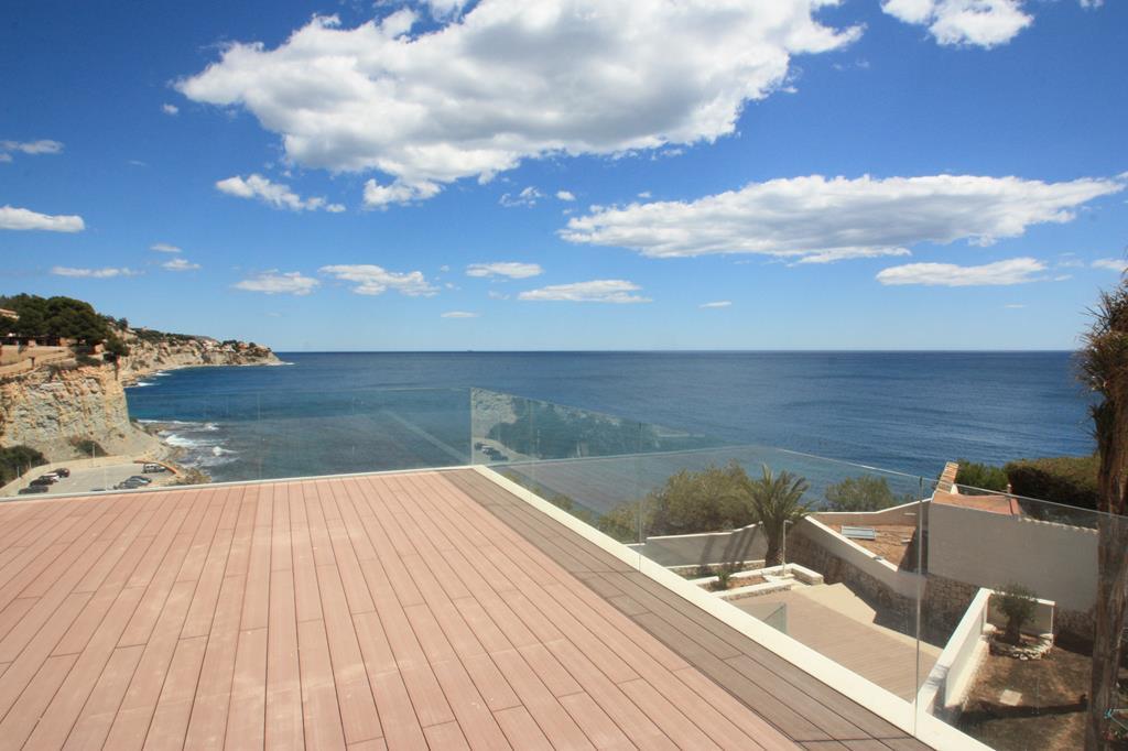 Luxe villa aan het strand in Benissa  Spanje Specials